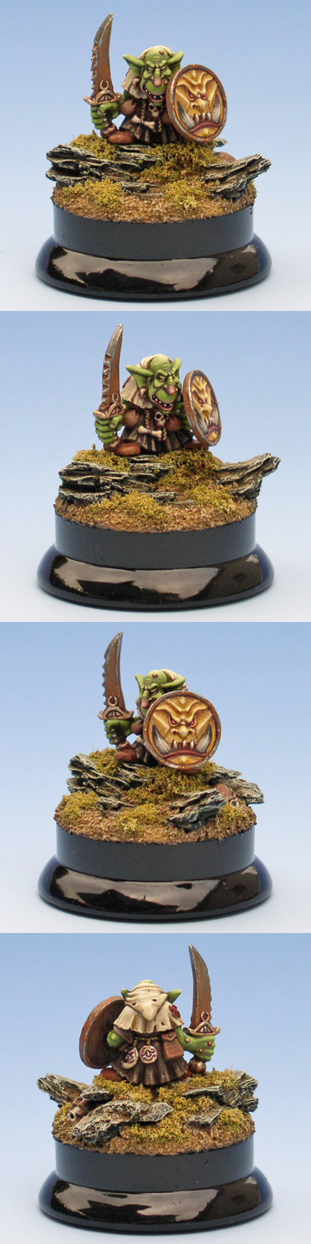 Night Goblin Champion