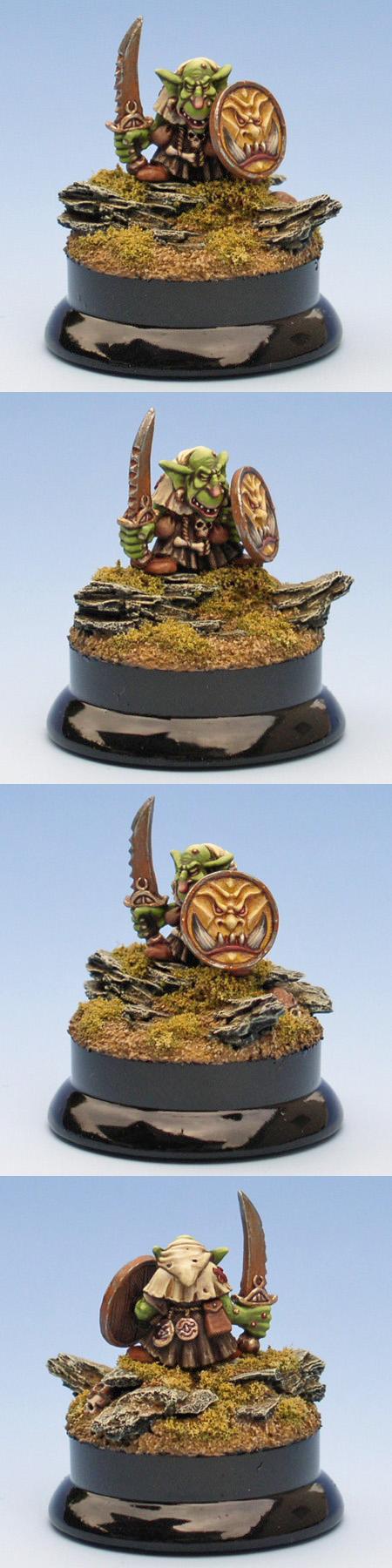 Night Goblin Champion