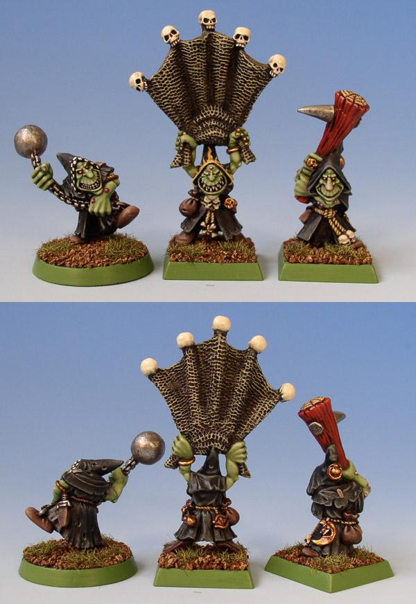 3 Classic Night Goblins
