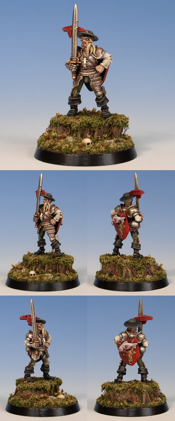 Mordheim Freelance Knight