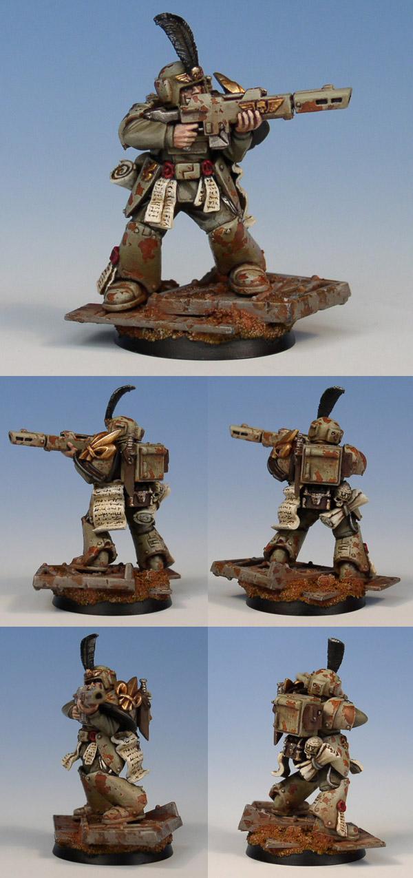 Imperial Guard Veteran conversion