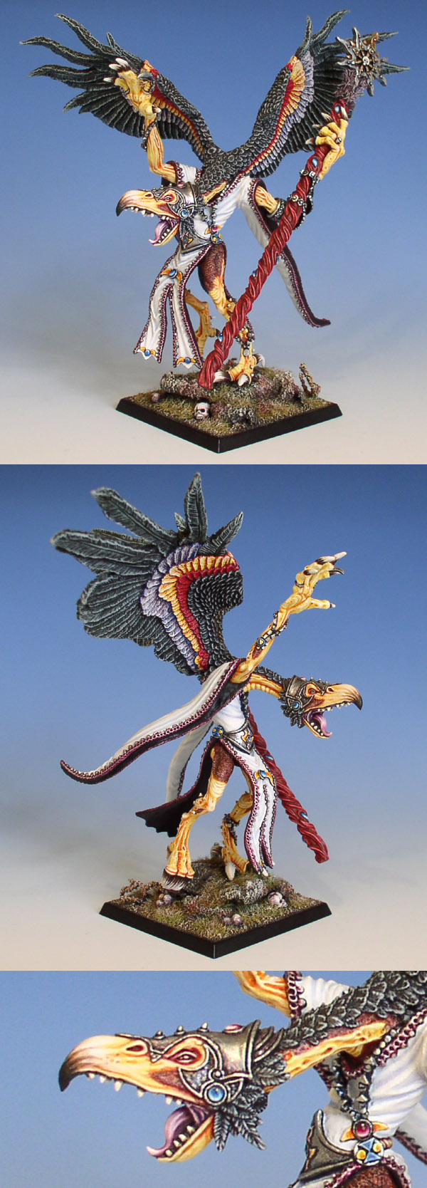 Lord of Change - Greater Daemon of Tzeentch