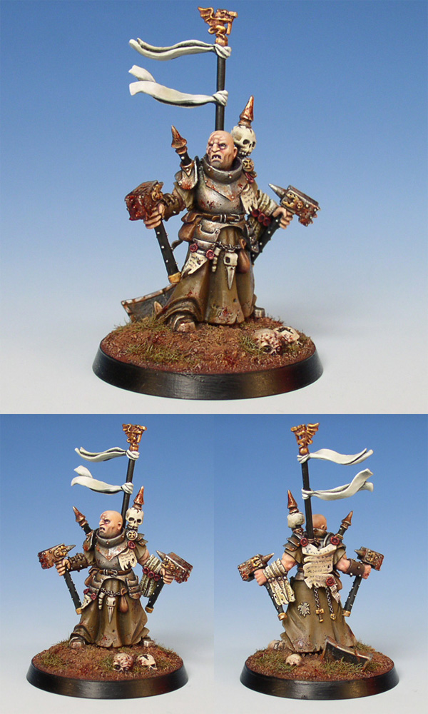 Empire Warrior Priest